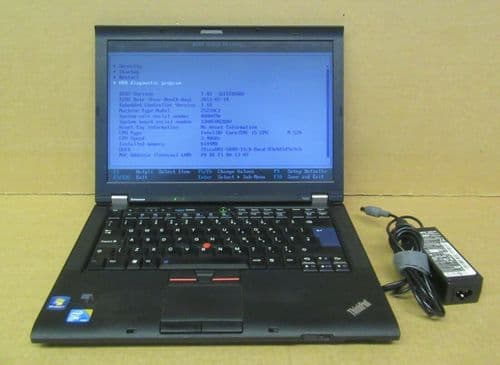 "Lenovo ThinkPad T410 14.1"" HD i5-520M 2.4Ghz 6GB DDR3 320GB HDD Win10 Pro Laptop"